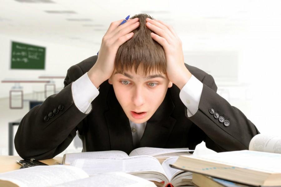 Лекарство от экзаменационного стресса